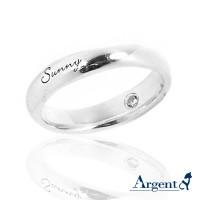 純銀,客製化戒指