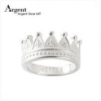925純銀,戒指,皇冠