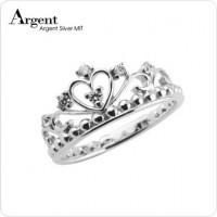 925純銀,戒指,皇冠,禮物,生日,情人節,七夕,畢業禮物,紀念日,小公主,典雅,皇冠,心型,