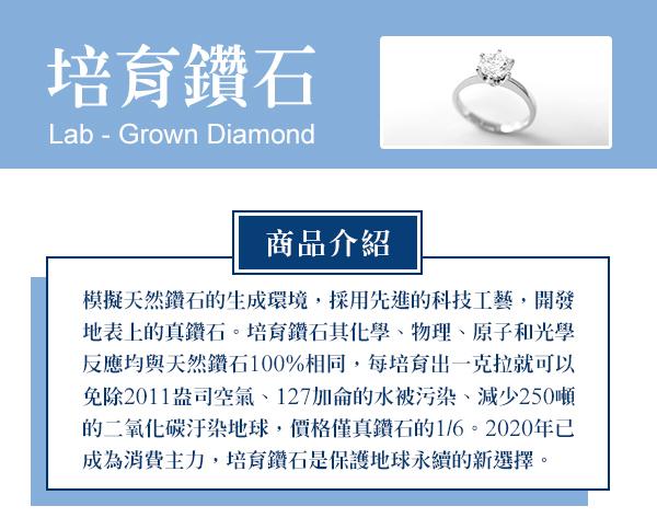 未來鑽石-環保鑽石-實驗室鑽石-培育鑽石介紹