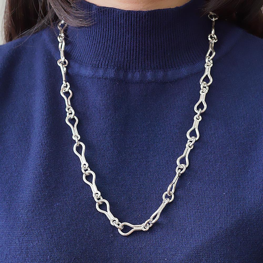 刻骨銘心造型純銀項鍊銀飾 銀項鍊推薦