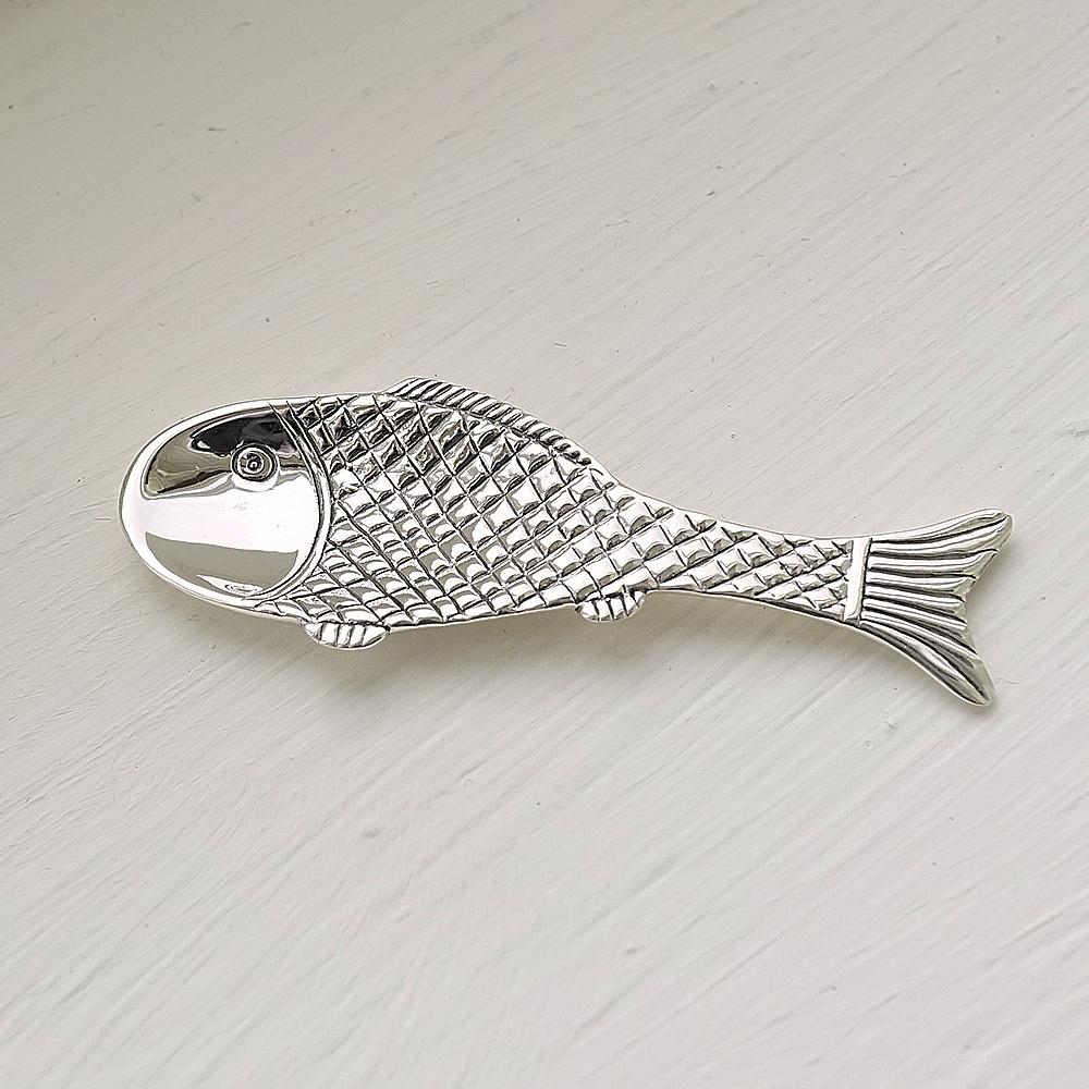 銀魚-純銀湯匙純銀用品|925銀飾推薦