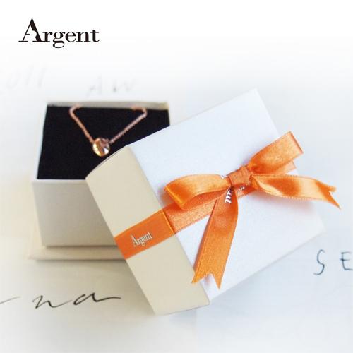 Argent品牌緞帶收藏盒-飾品收納盒 飾品紙盒