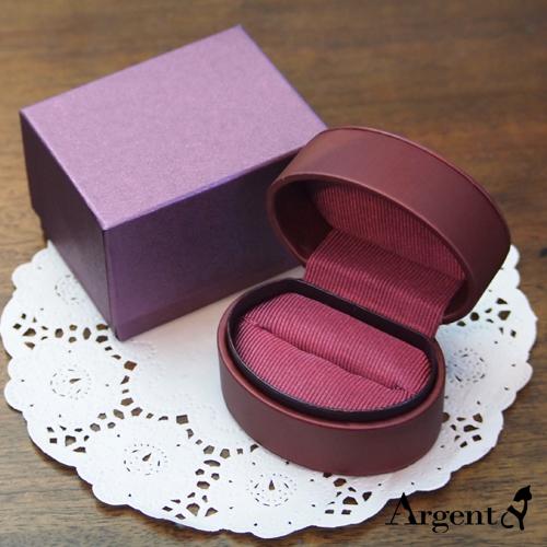 日本繽紛橢圓細婚戒盒-求婚戒指盒|飾品收納盒