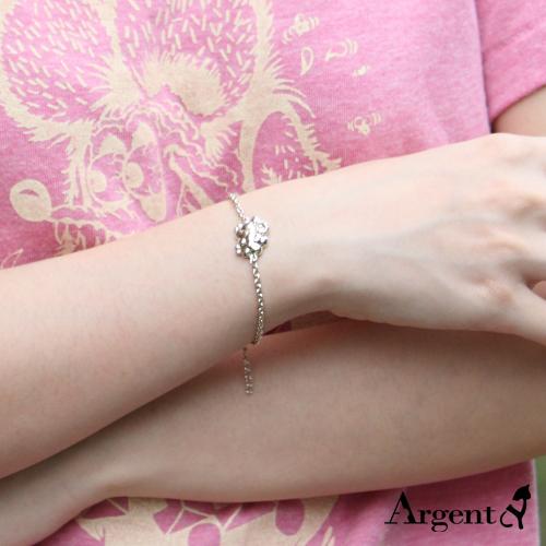 「雲朵羊」精小可愛銀飾|925純銀手鍊