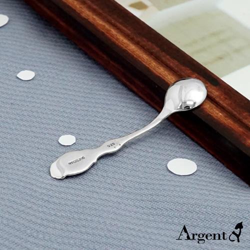 雅緻銀湯匙刻字純銀用品|925銀飾推薦