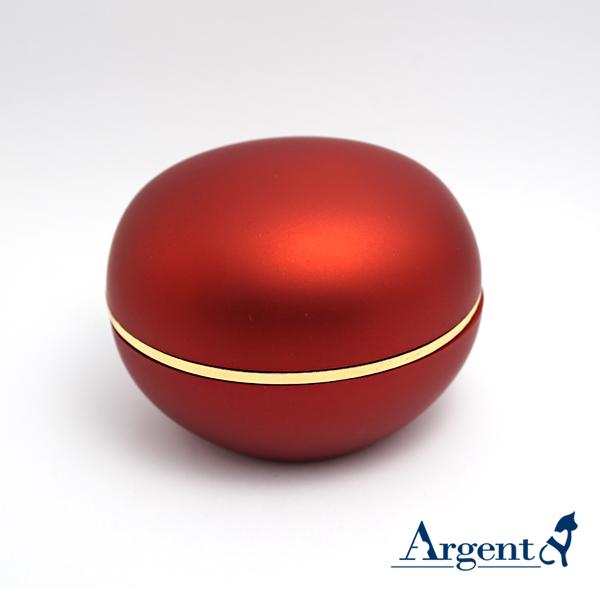 蛋型單戒/對戒求婚戒指盒|LED戒盒