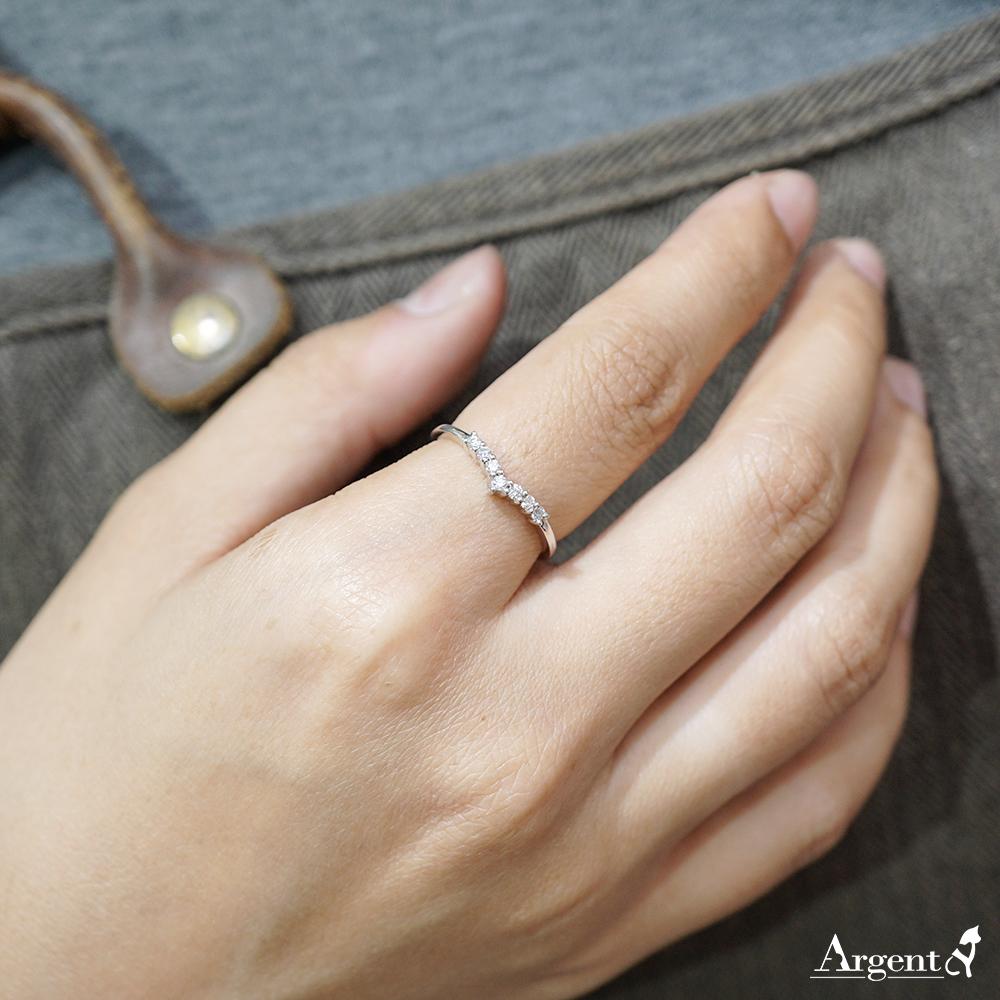 「深愛」14K/18K 培育真鑽戒指|戒指推薦